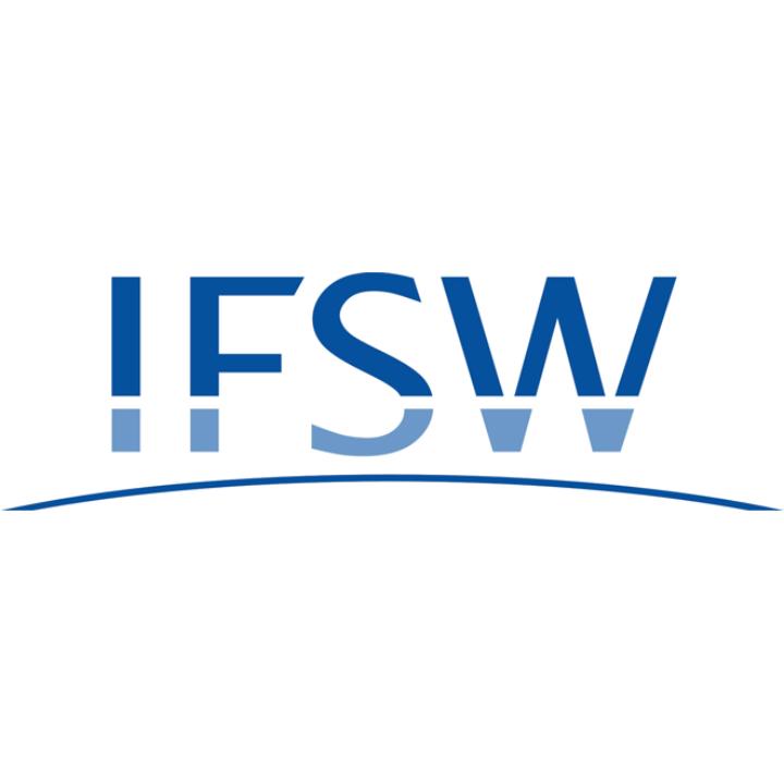 Diese Grafik zeigt das Logo des IFSW.