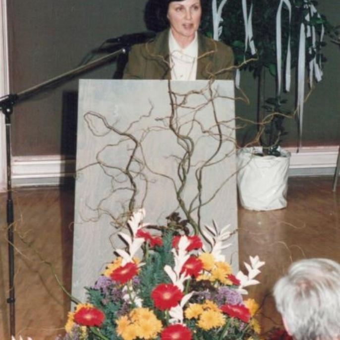 Ansprache der Rektorin H. Ziegler