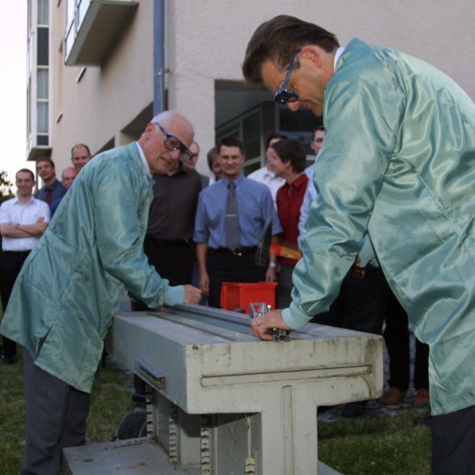 Prof. Graf wurde zum Direktor des IFSW ernannt.
