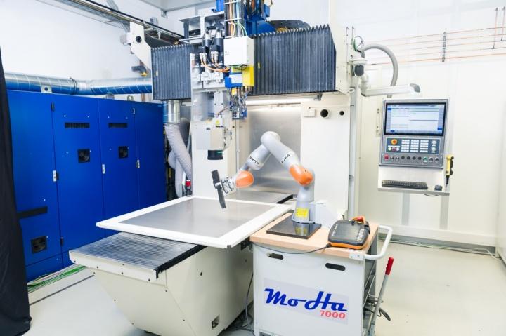 Entwicklung neuer Laserstrahlquellen am IFSW
