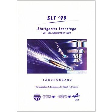 Abbildung des Tagungsbands SLT 1999.
