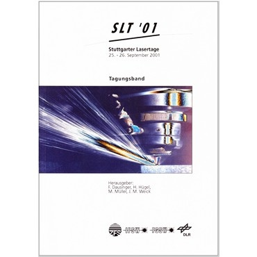 Abbildung des Tagungsbands SLT 2001.