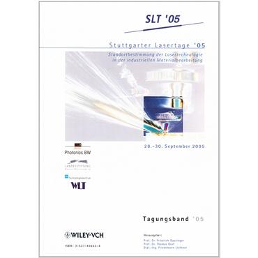 Abbildung des Tagungsbands SLT 2005.