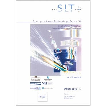 Abbildung des Tagungsbands SLT 2010.