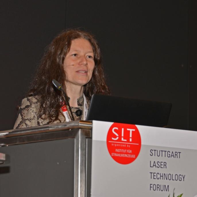Begrüßung durch Frau Heidi-Maria Götz