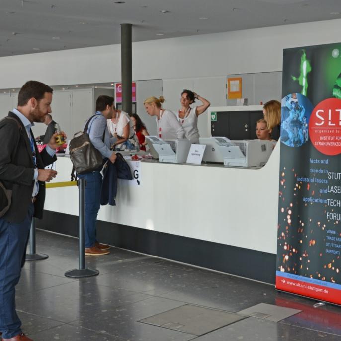 Registrierung zur SLT 2018
