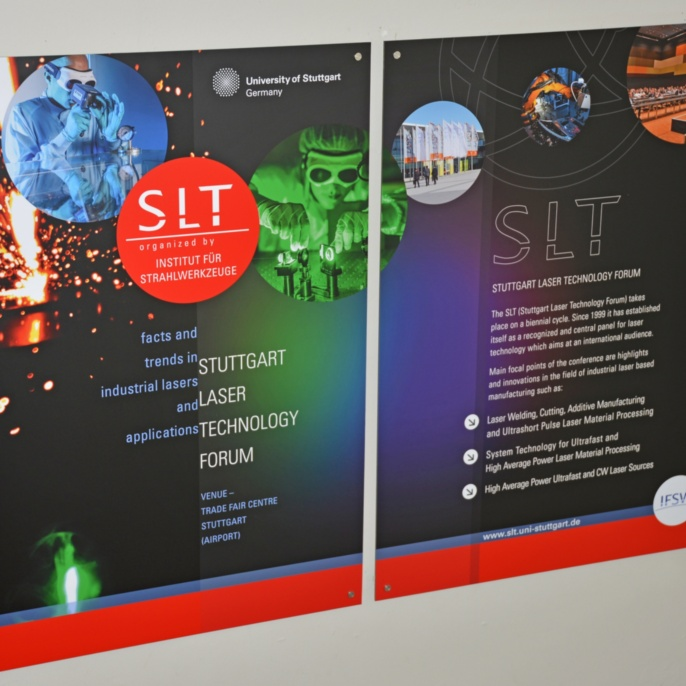 SLT Plakat