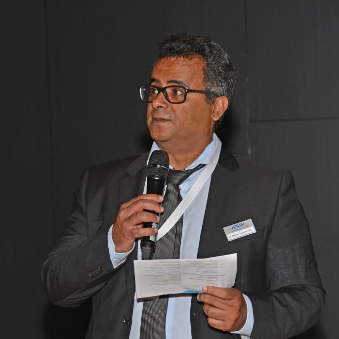 Vortrag von Dr. Marwan Abdou Ahmed