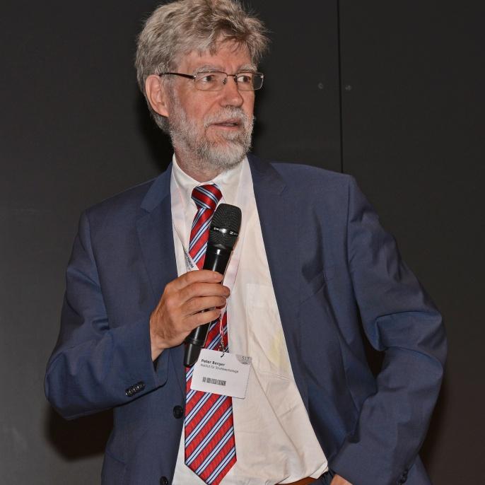 Vortrag von Peter Berger