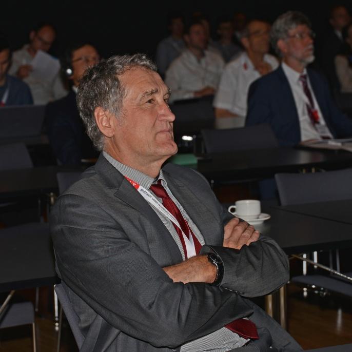 Vortrag von Dr. Rudolf Weber