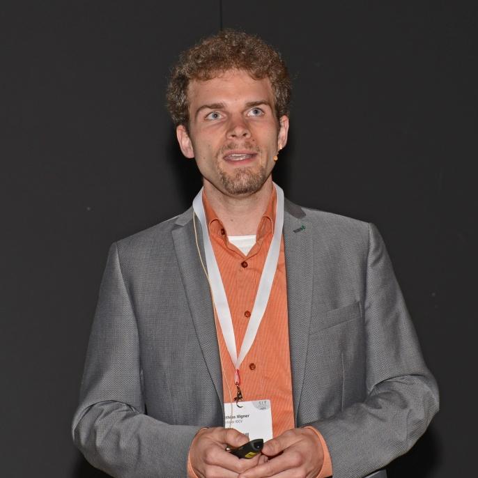 Vortrag von Matthias Illgner