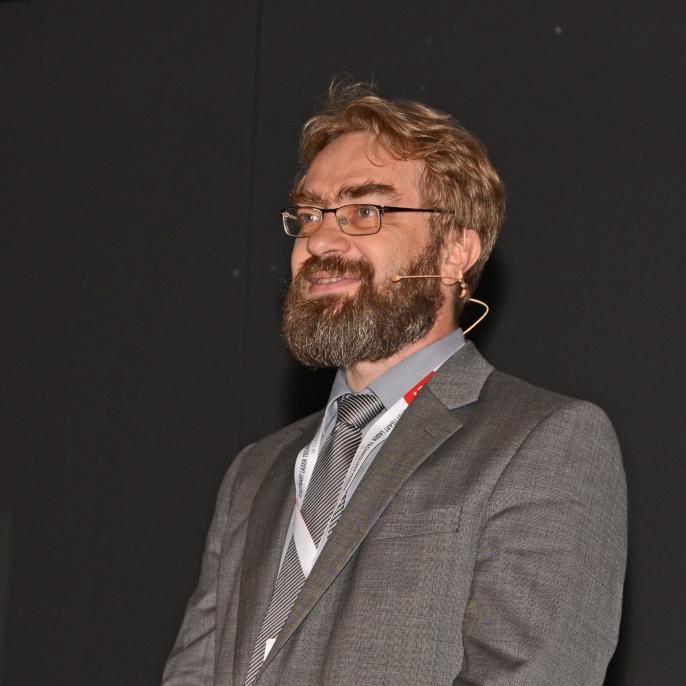 Vortrag von Andrey Gumanyuk