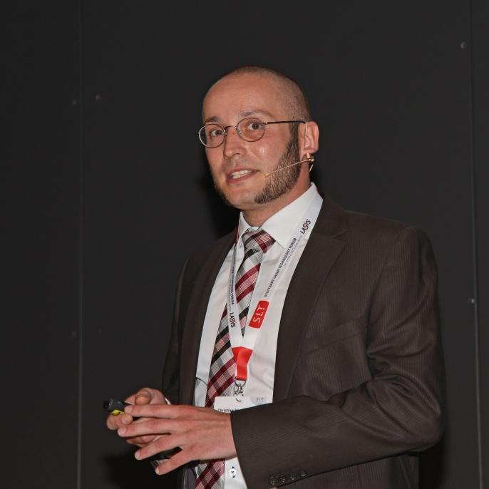 Vortrag von Christian Hagenlocher