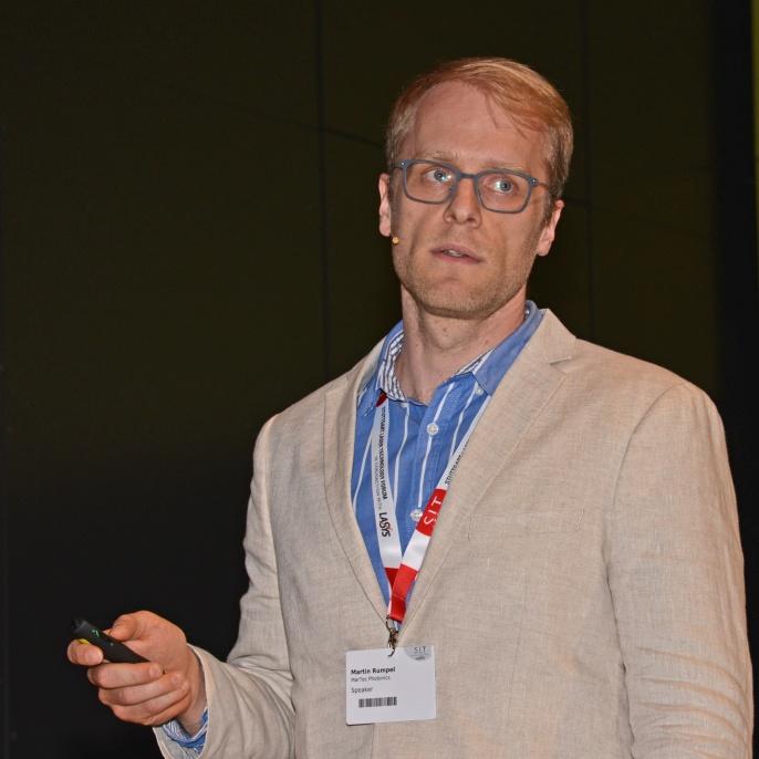 Vortrag von Martin Rumpel