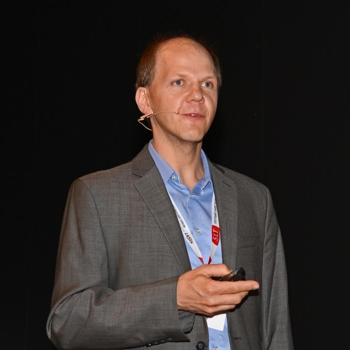 Vortrag von Martin Smrz