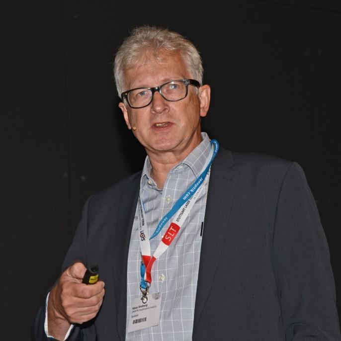 Vortrag von Klaus Stolberg