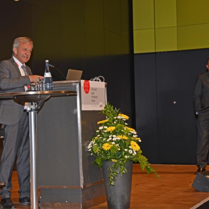 Vortrag von Prof. Karsten Danzmann
