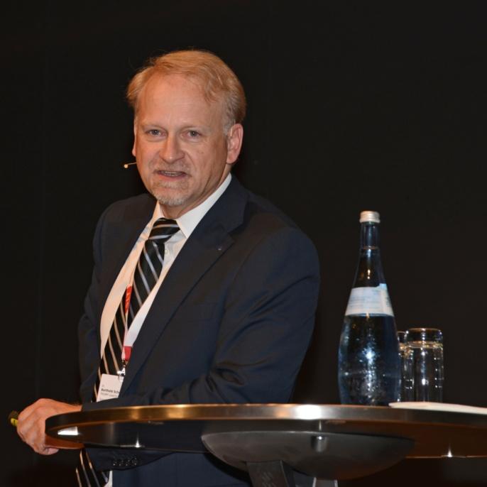 Vortrag von Dr. Berthold Schmidt