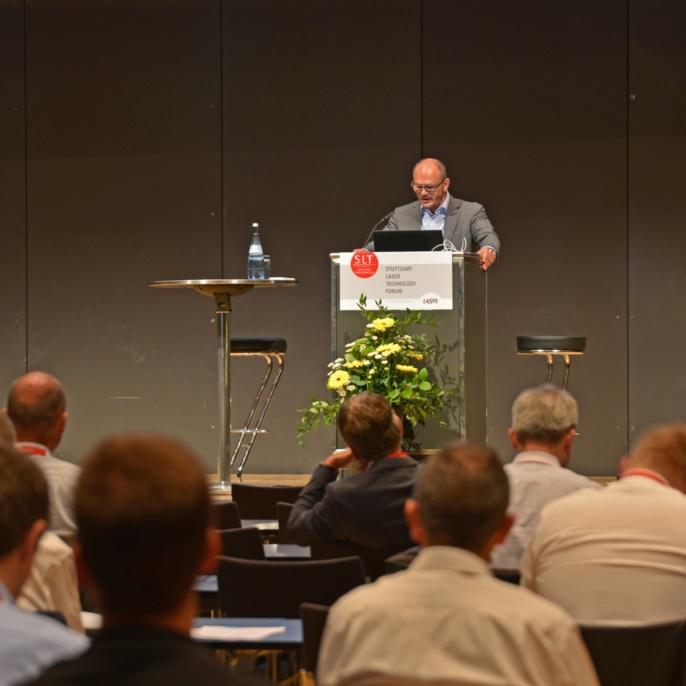 Vortrag von Ministerialdirektor Ulrich Steinbach