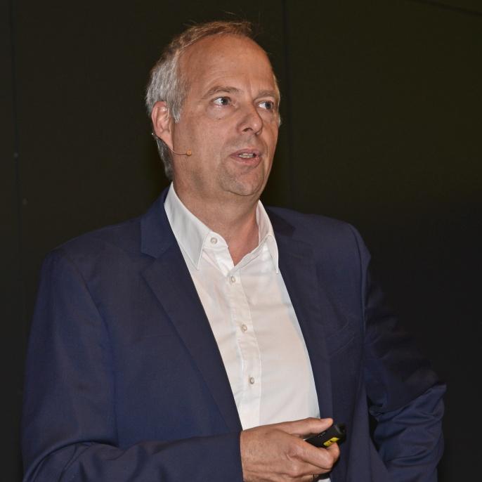 Vortrag von Prof. Jörg Wrachtrup